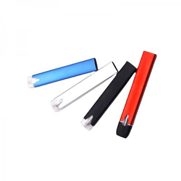 Vertical Ceramic Coil Glass Disposable Vape Pen